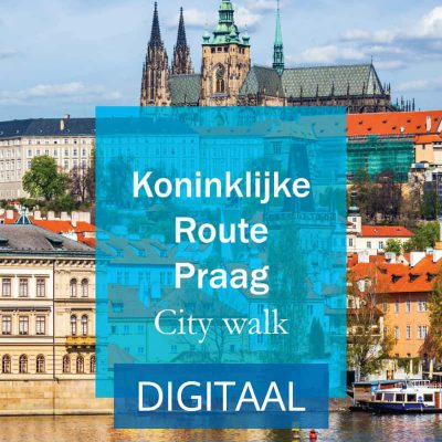 Koninklijke route praag Cover Digitaal
