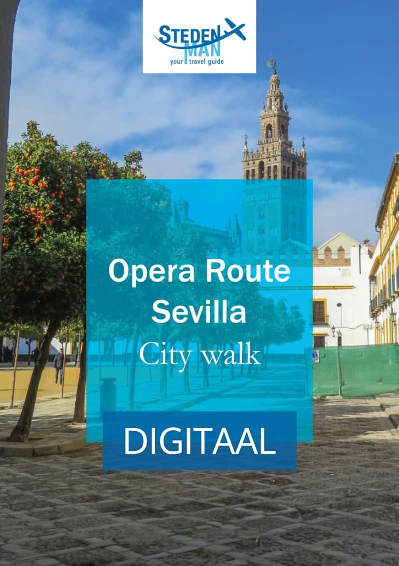 Opera route sevilla Cover Digitaal